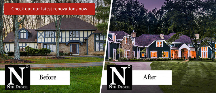 Before & After Home Renovations