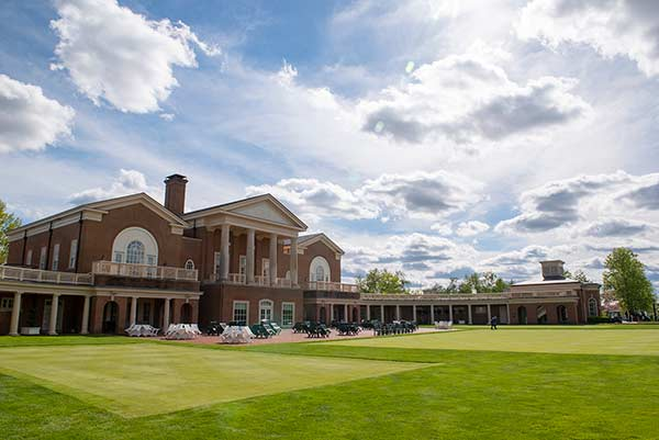 New Albany Ohio Community Country Club Real Estate